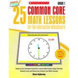 25 COMMON CORE GR 1 MATH LESSONS - Honor Roll Childcare Supply
