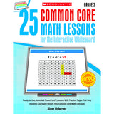 25 COMMON CORE GR 2 MATH LESSONS - Honor Roll Childcare Supply