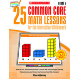 25 COMMON CORE GR 5 MATH LESSONS - Honor Roll Childcare Supply