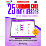25 COMMON CORE GR 6 MATH LESSONS - Honor Roll Childcare Supply
