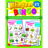 BILINGUAL BINGO - Honor Roll Childcare Supply