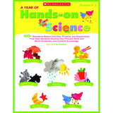 A YEAR OF HANDS ON SCIENCE - Honor Roll Childcare Supply