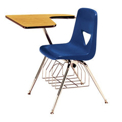 "15.5"" (With Bookbasket)Tablet Arm Chair Desk - Honor Roll Childcare Supply"