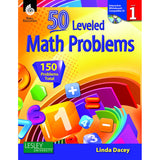 50 LEVELED MATH PROBLEMS LEVEL 1 - Honor Roll Childcare Supply