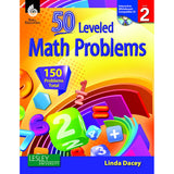 50 LEVELED MATH PROBLEMS LEVEL 2 - Honor Roll Childcare Supply