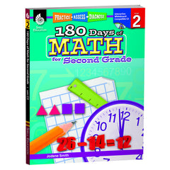 180 DAYS OF MATH GR 2 - Honor Roll Childcare Supply