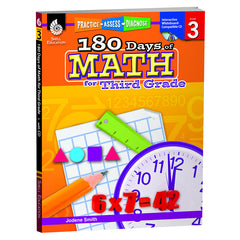 180 DAYS OF MATH GR 3 - Honor Roll Childcare Supply