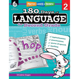 180 DAYS OF LANGUAGE GR 2 - Honor Roll Childcare Supply