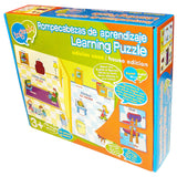 AT HOME BILINGUAL LEARNING PUZZLE - Honor Roll Childcare Supply