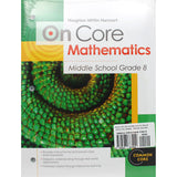 ON CORE MATHEMATICS BUNDLES GR 8