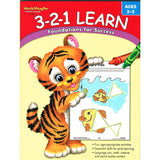 3-2-1 LEARN STUDENT EDITION AGE 2-3 - Honor Roll Childcare Supply