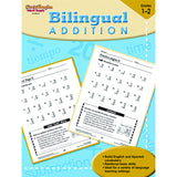 BILINGUAL MATH ADDITION - Honor Roll Childcare Supply