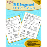 BILINGUAL MATH FRACTIONS - Honor Roll Childcare Supply