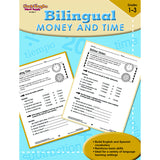 BILINGUAL MATH MONEY & TIME - Honor Roll Childcare Supply