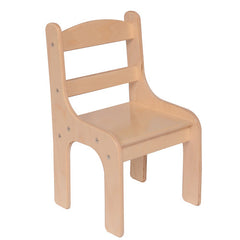 "10"" Toddler Chair - Honor Roll Childcare Supply"