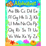 ALPHABET SEA BUDDIES LEARNING CHART - Honor Roll Childcare Supply