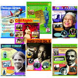 AFRICAN-AMERICAN HISTORY CHARTS - Honor Roll Childcare Supply