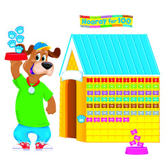 100TH DAY HAPPY HOUND BB SET - Honor Roll Childcare Supply