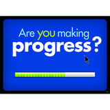 ARE YOU MAKING PROGRESS ARGUS LARGE - Honor Roll Childcare Supply