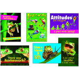 AWESOME ATTITUDE FROGS COMBO SETS - Honor Roll Childcare Supply