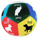 6IN THUMBALLS - ANIMALS BALL - Honor Roll Childcare Supply