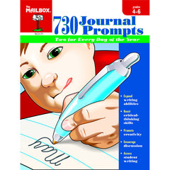 730 JOURNAL PROMPTS GR 4-6 - Honor Roll Childcare Supply