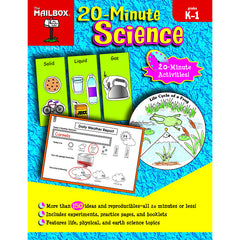 20 MINUTE SCIENCE GR K-1 - Honor Roll Childcare Supply