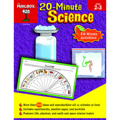 20 MINUTE SCIENCE GR 2-3 - Honor Roll Childcare Supply