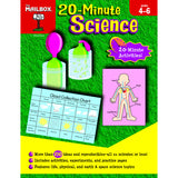 20 MINUTE SCIENCE INT - Honor Roll Childcare Supply