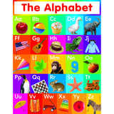 ALPHABET CHART - Honor Roll Childcare Supply