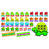0-30 ANIMALS NUMBER LINE BBS - Honor Roll Childcare Supply
