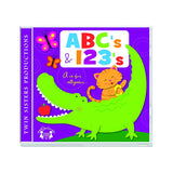 ABCS & 123S CD - Honor Roll Childcare Supply