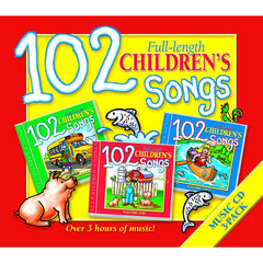 102 CHILDRENS SONG - Honor Roll Childcare Supply