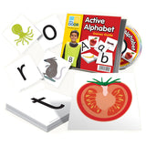 ACTIVE ALPHABET CARDS