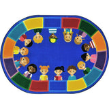 All of Us Together™ Carpets - Honor Roll Childcare Supply