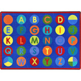 Alpha-Dots™ Carpets - Honor Roll Childcare Supply