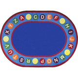 Alphabet Spots™ Carpets - Honor Roll Childcare Supply