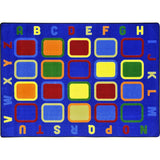 Alphabet Tiles™ Carpets - Honor Roll Childcare Supply