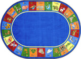ANIMAL PHONICS ™ Carpets - Honor Roll Childcare Supply