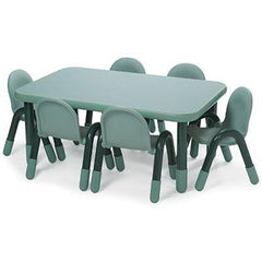 "30""x60"" BaseLine® Rectangle Tables - Honor Roll Childcare Supply"