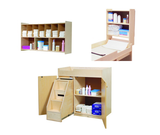 Changing Table Premium Package - Honor Roll Childcare Supply