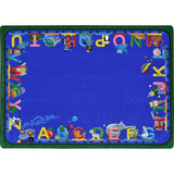 Choo Choo Letters™ Carpets - Honor Roll Childcare Supply