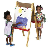 Double Sided Adjustable Easel - Honor Roll Childcare Supply