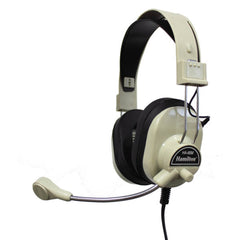 Deluxe Multimedia Headset with Gooseneck Mic - Honor Roll Childcare Supply