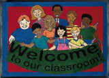 Welcome to Our Clasroom ™ Mats - Honor Roll Childcare Supply
