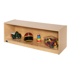 "16"" High Storage with Solid Back - Honor Roll Childcare Supply"