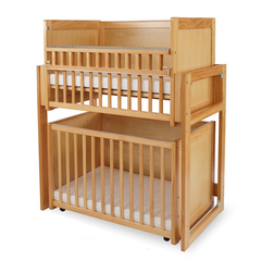 """L.A. Baby"" Modular Crib System - Honor Roll Childcare Supply"