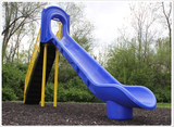 Independent 7' Slide - Honor Roll Childcare Supply