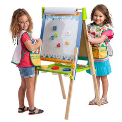 3-In-1 Art Easel - Honor Roll Childcare Supply