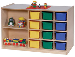 Double Sided Storage - Honor Roll Childcare Supply